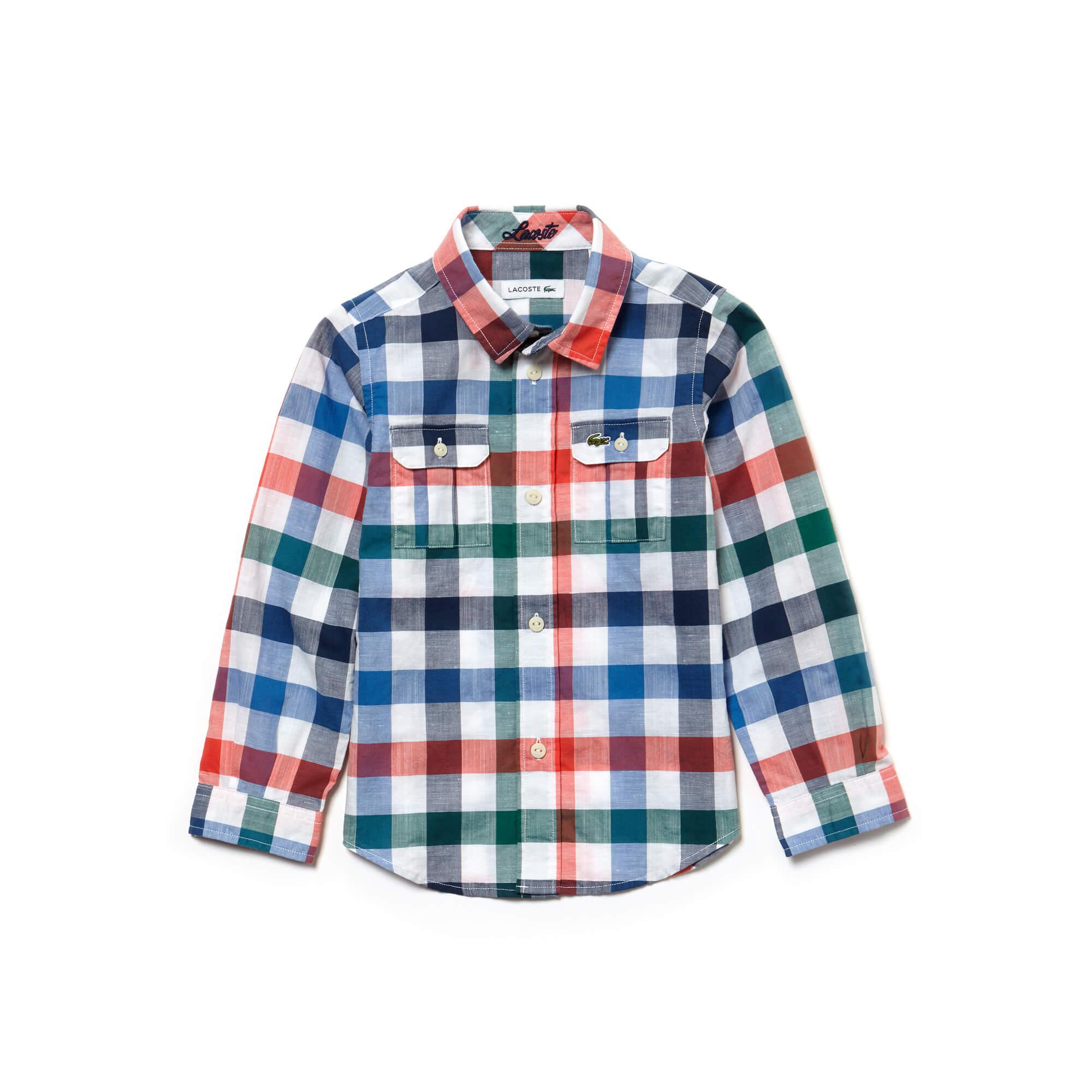 Lacoste Koszula Dziecięca
