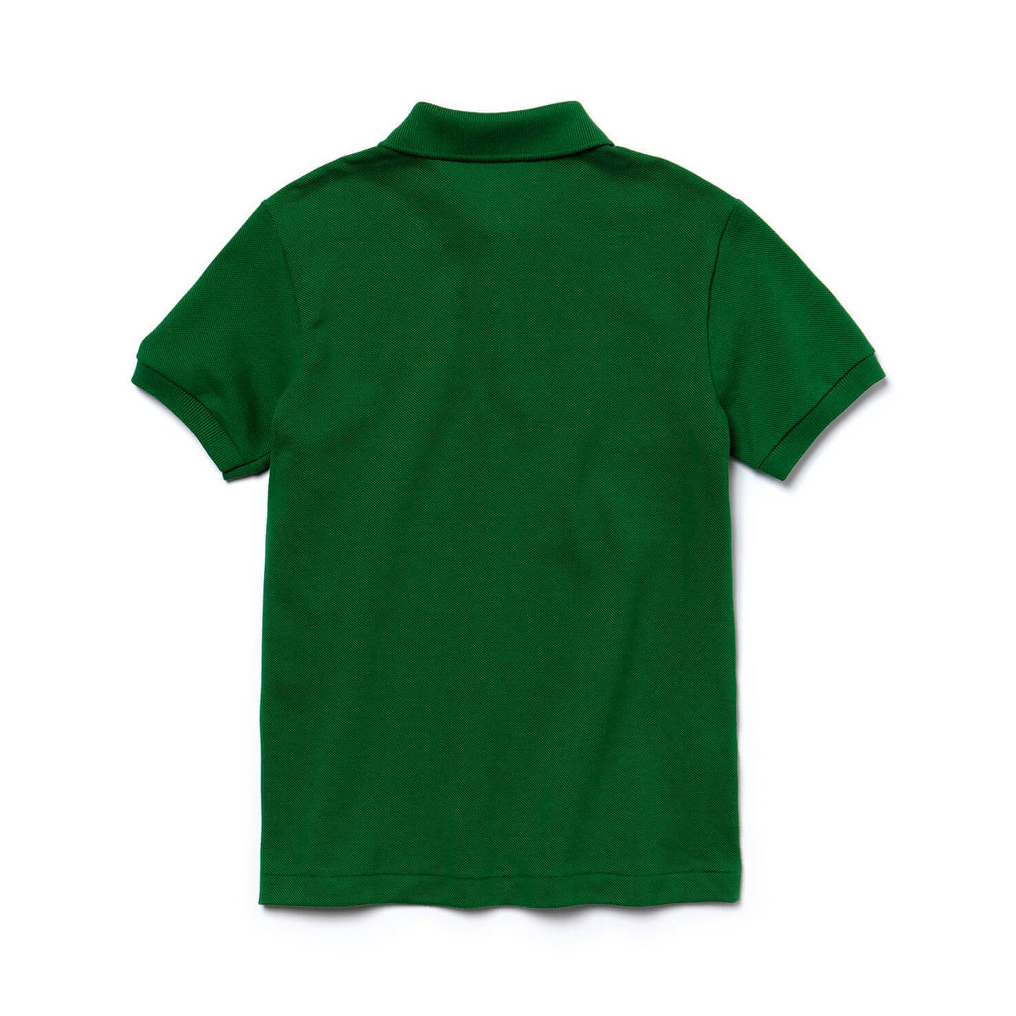 Lacoste Kids' Petit Piqué Polo Shirt