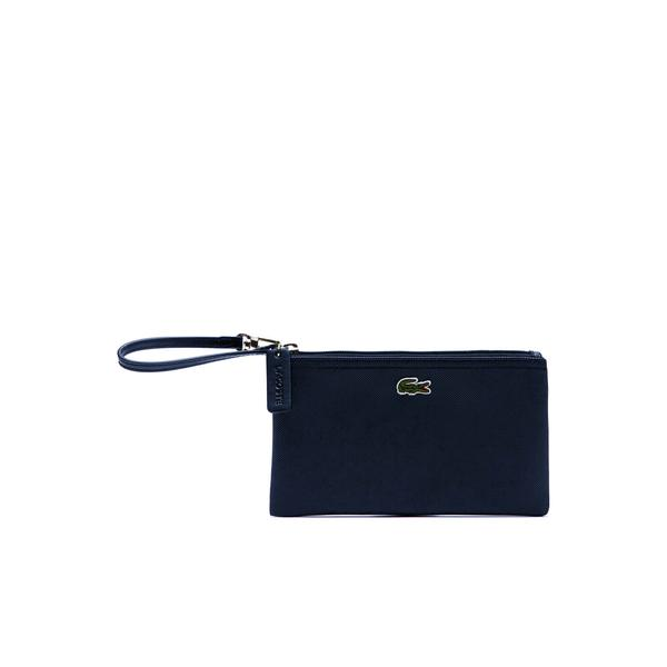Lacoste Women's L.12.12 Concept Zip Clutch Bag