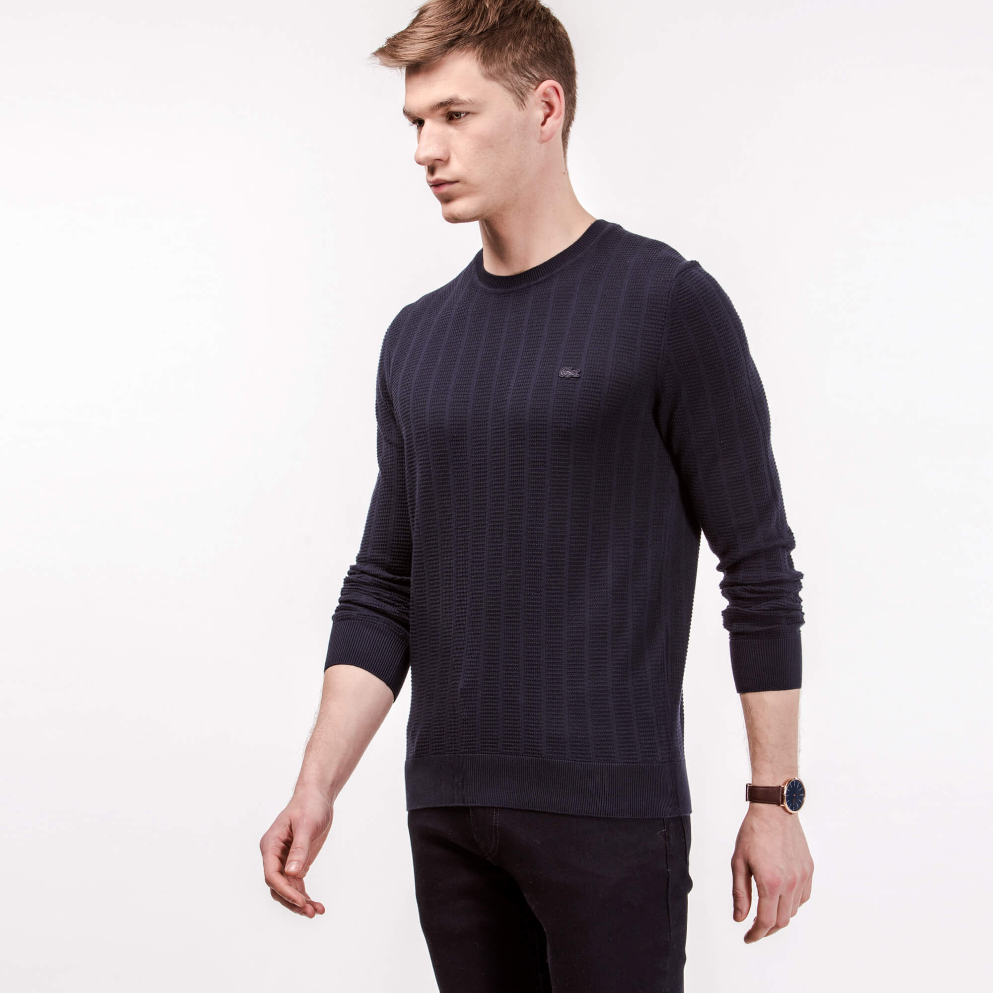 Lacoste Men's Crew Neck Sweater