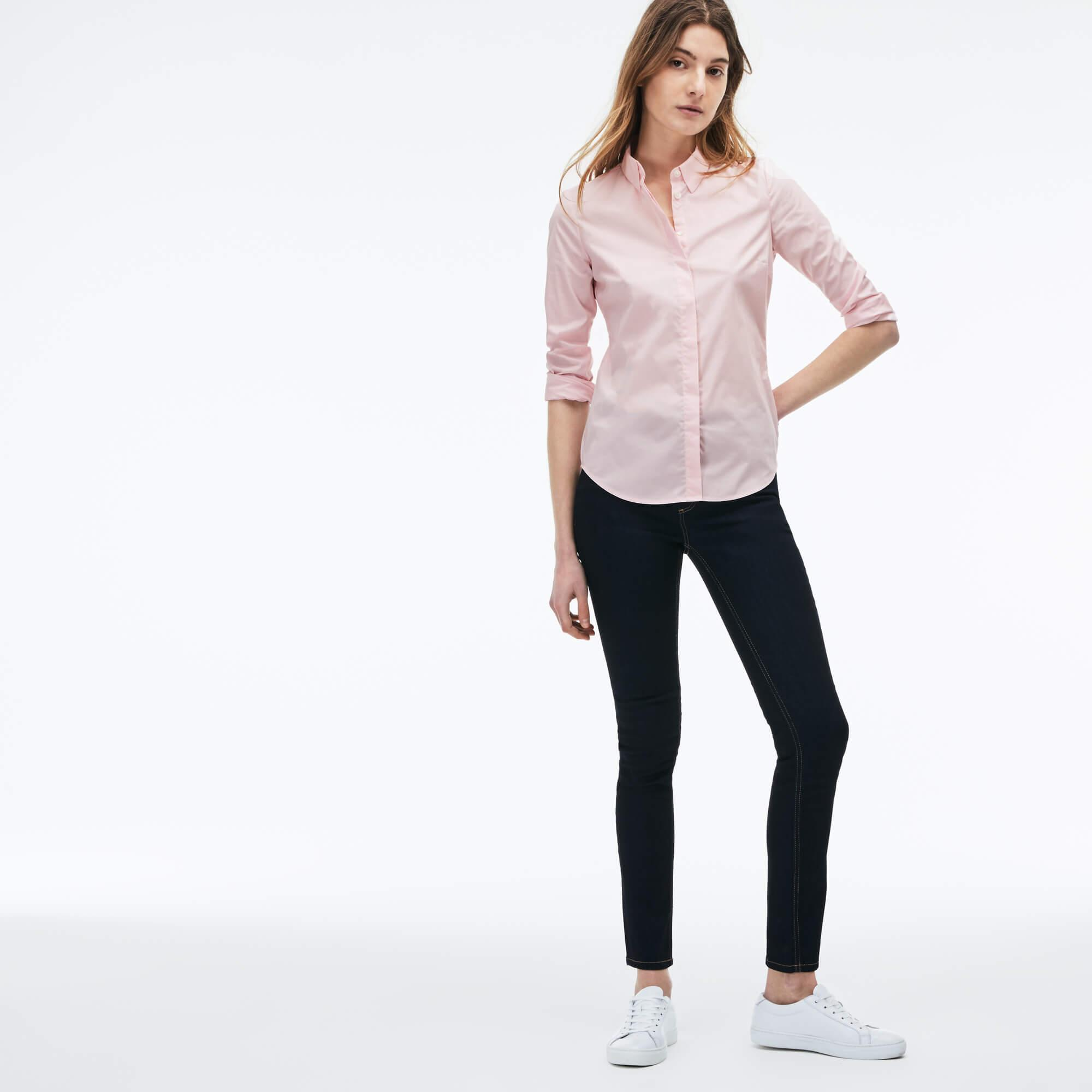 Lacoste Women's Long Sleeve Shirt