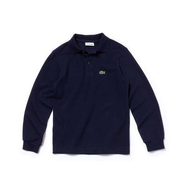 Lacoste Girls' Polo