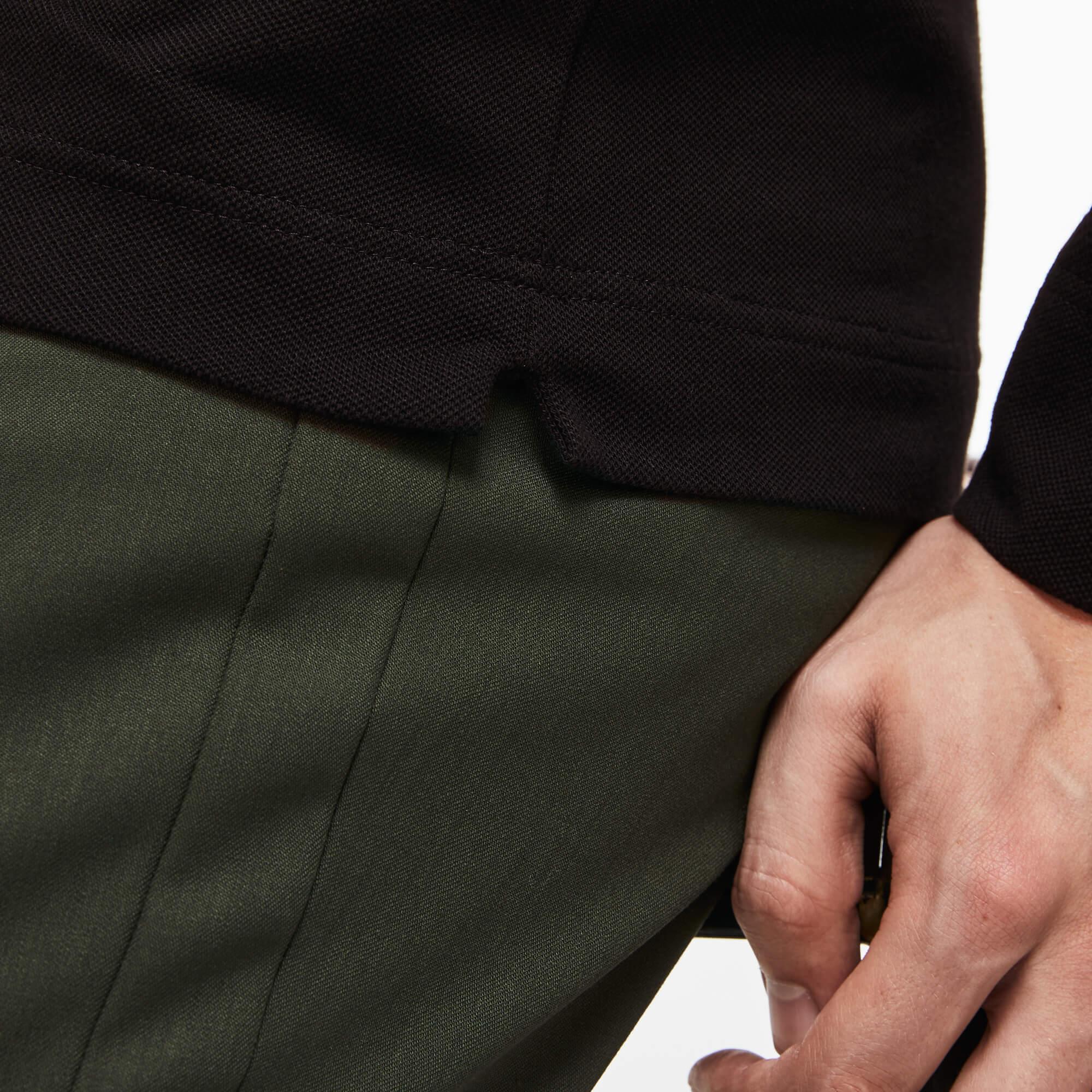 Lacoste Men's Long Sleeve Polo