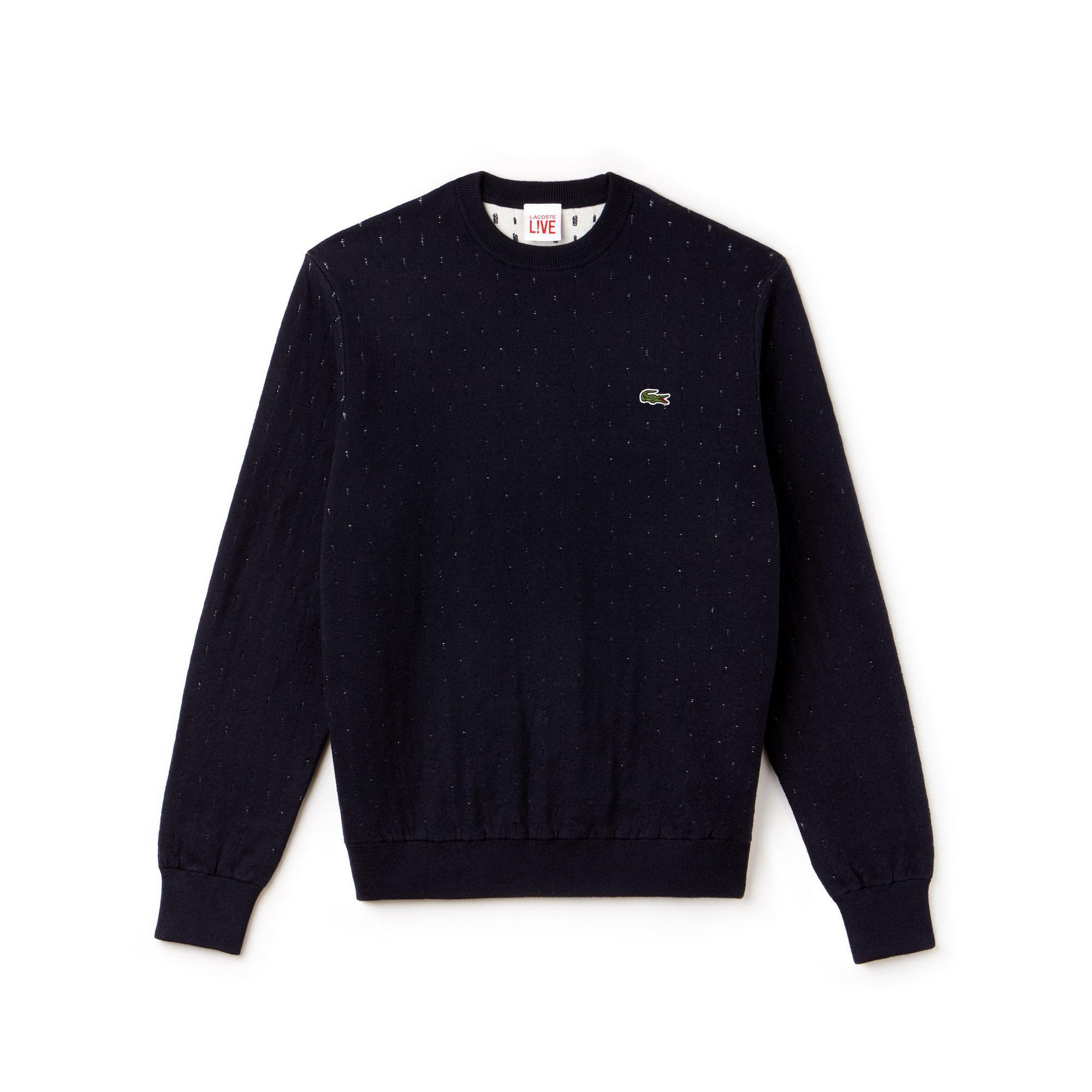 Lacoste L!VE Men's Sweater