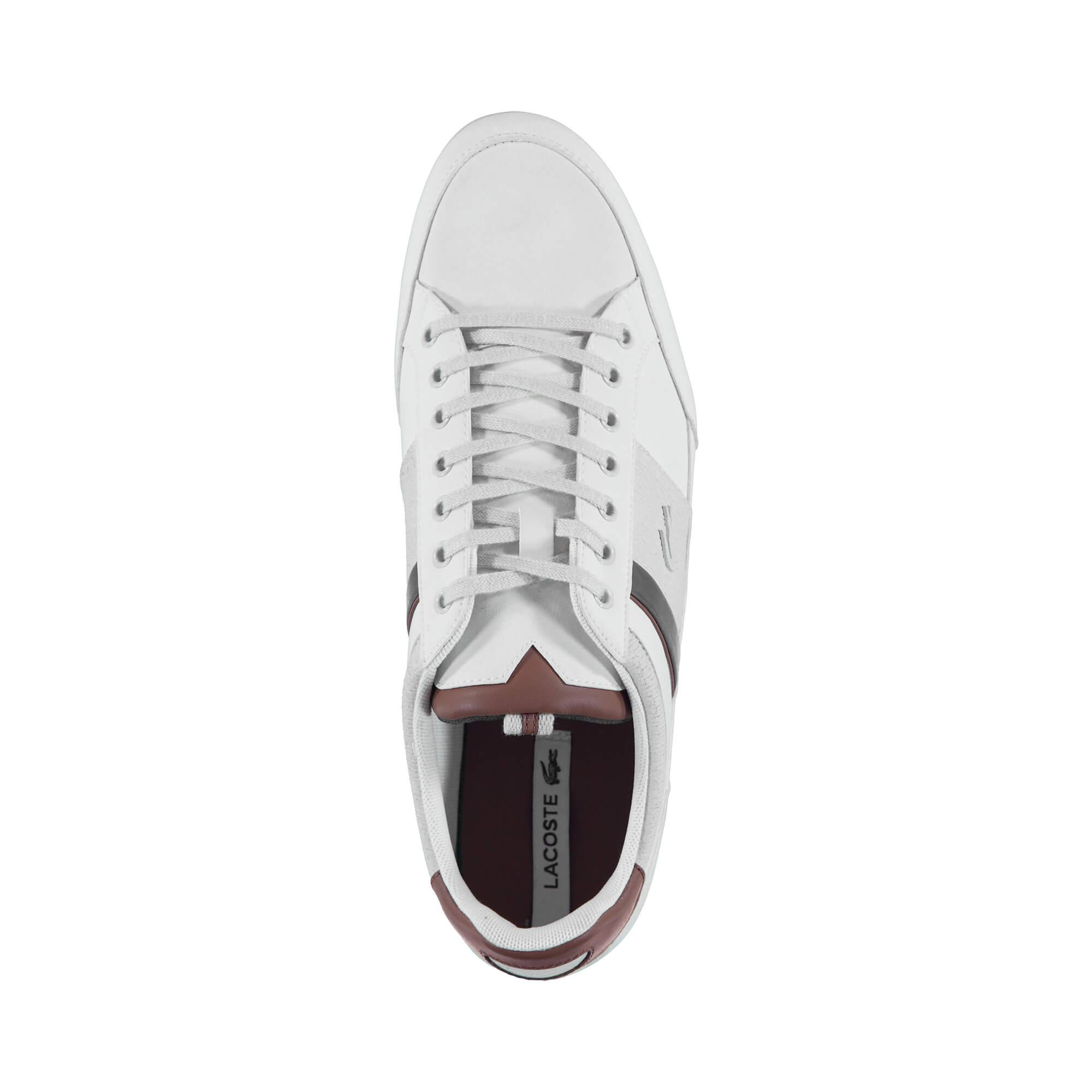 Lacoste Men's Chaymon Leather Sneakers