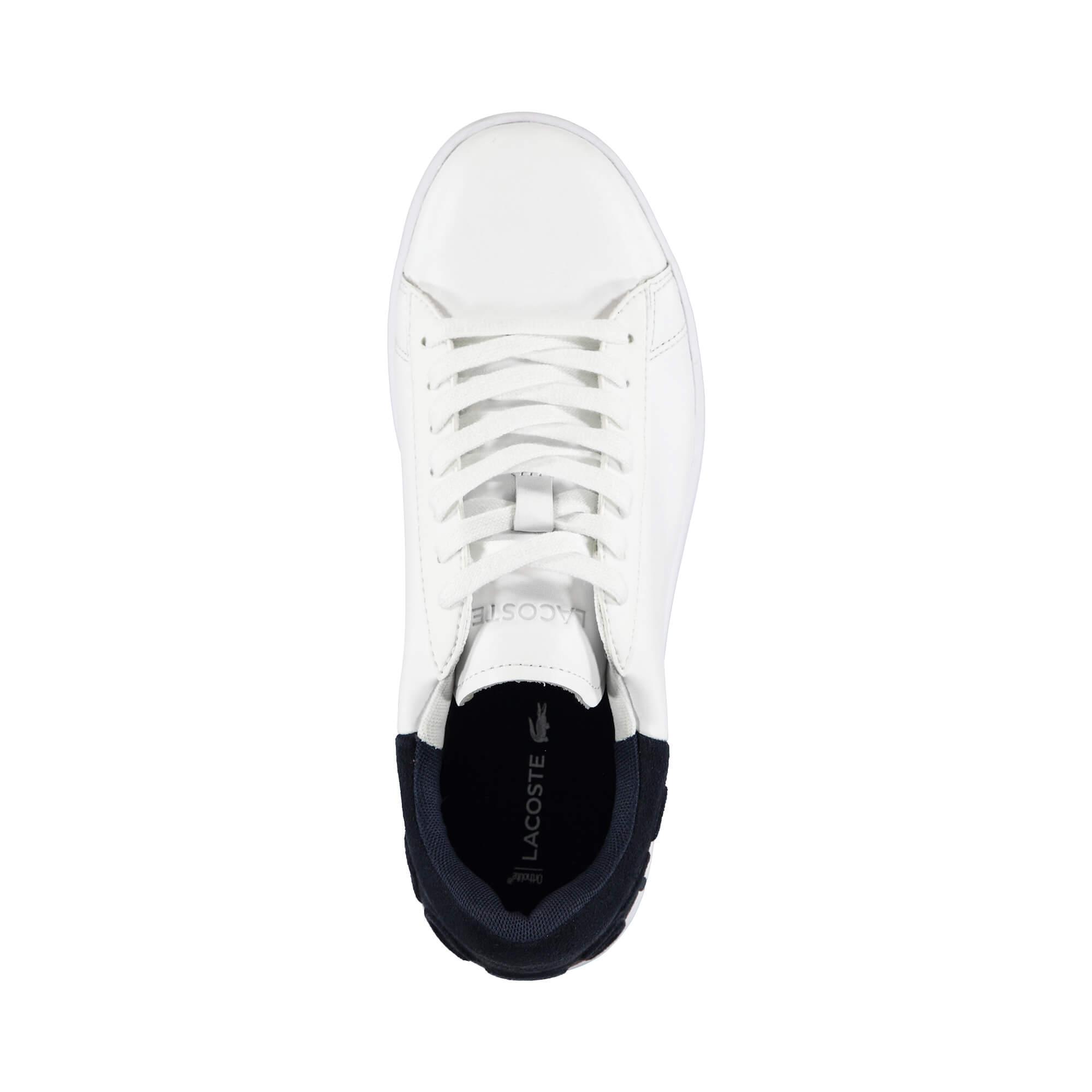 Lacoste Women's Carnaby Evo 318 3 Leather Sneakers