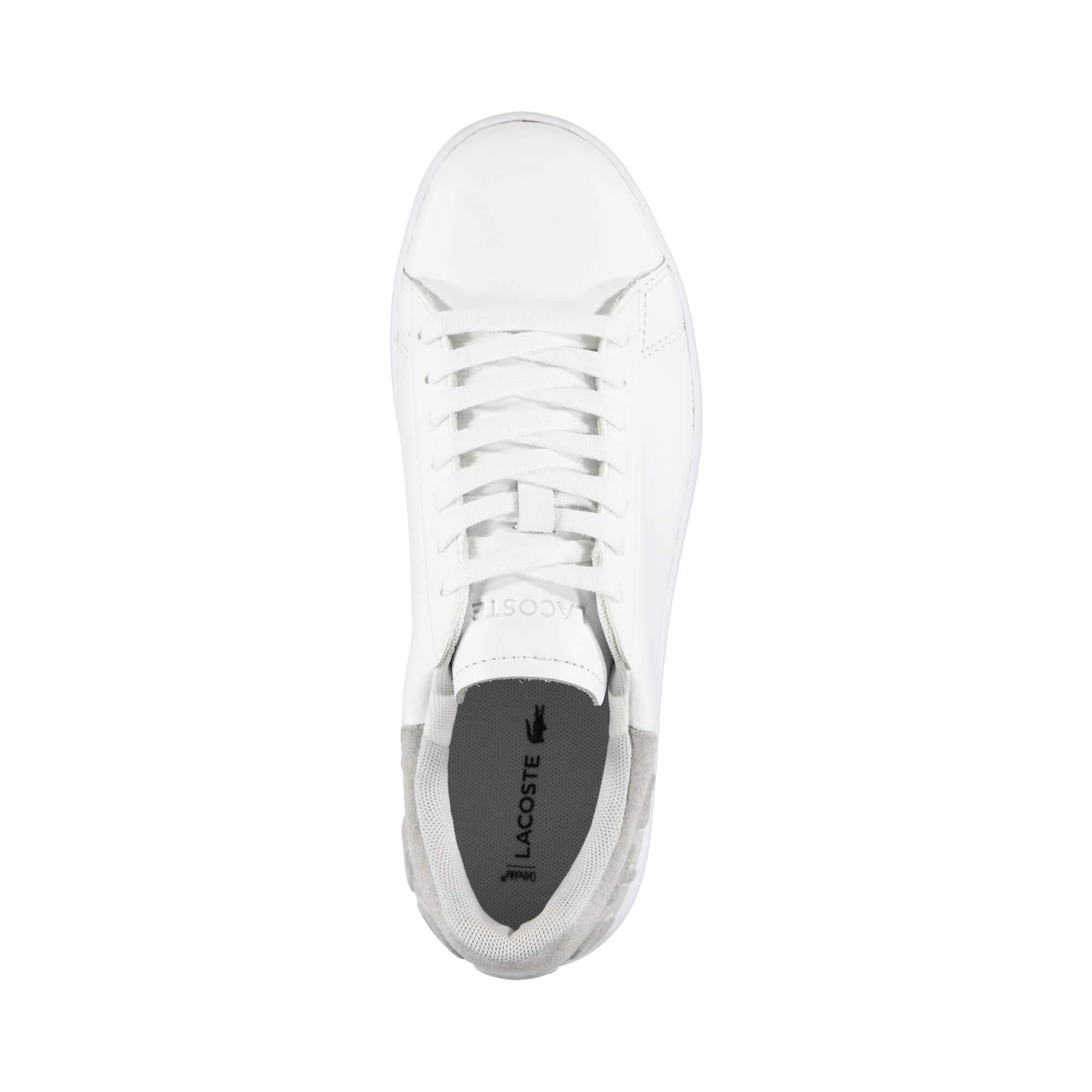 Lacoste Women's Carnaby Evo 318 3 Leather Sneaker