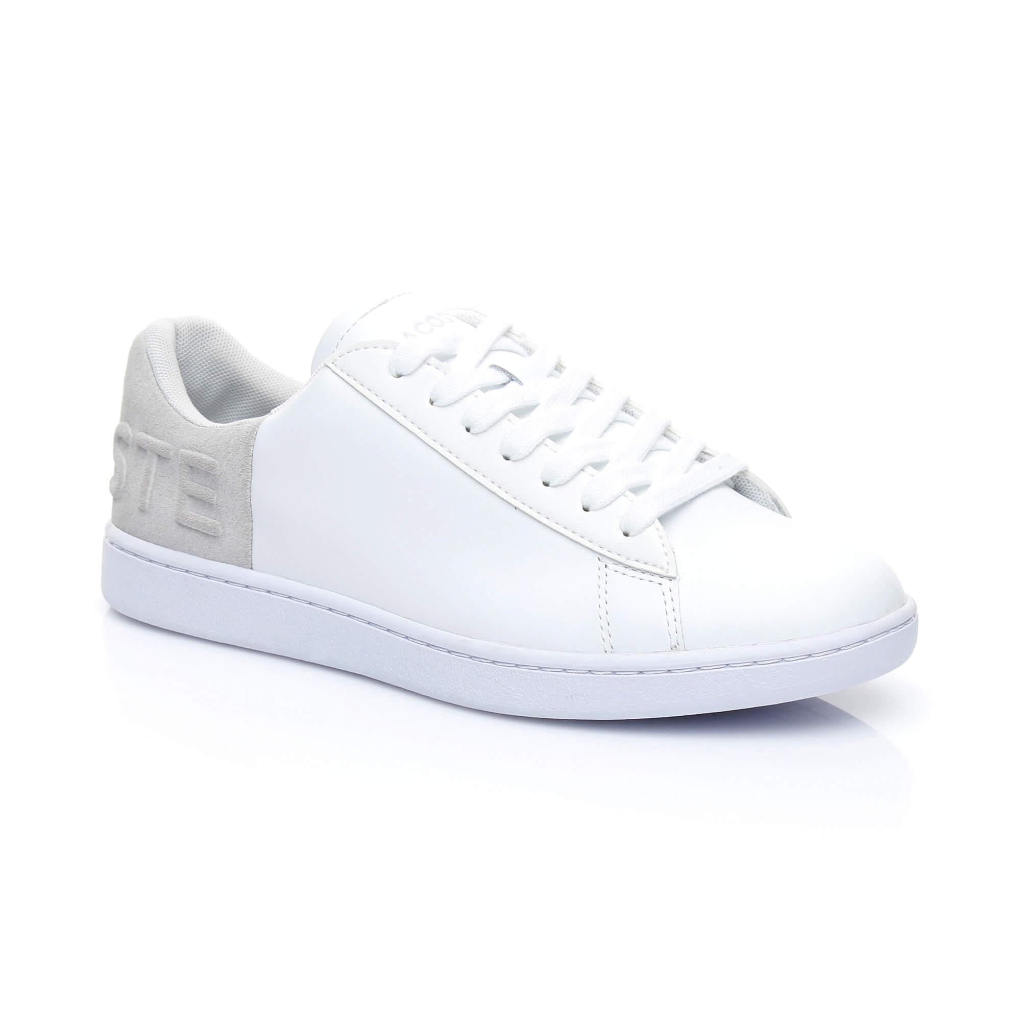 Lacoste Carnaby Evo 318 3 Damskie Skórzane Sneakersy