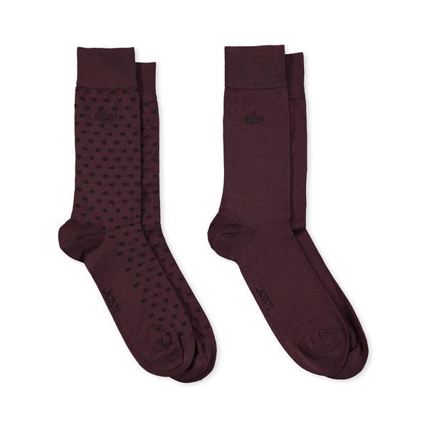 Lacoste Two-pack Men's Socks