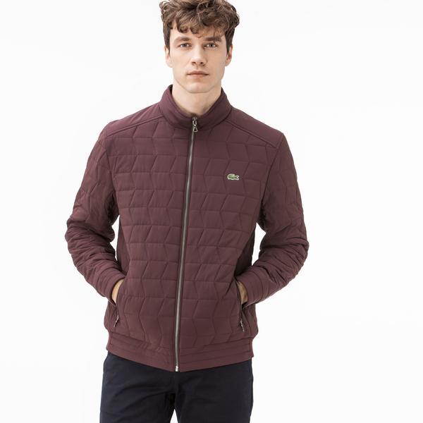 Lacoste Men's Quilted Coat