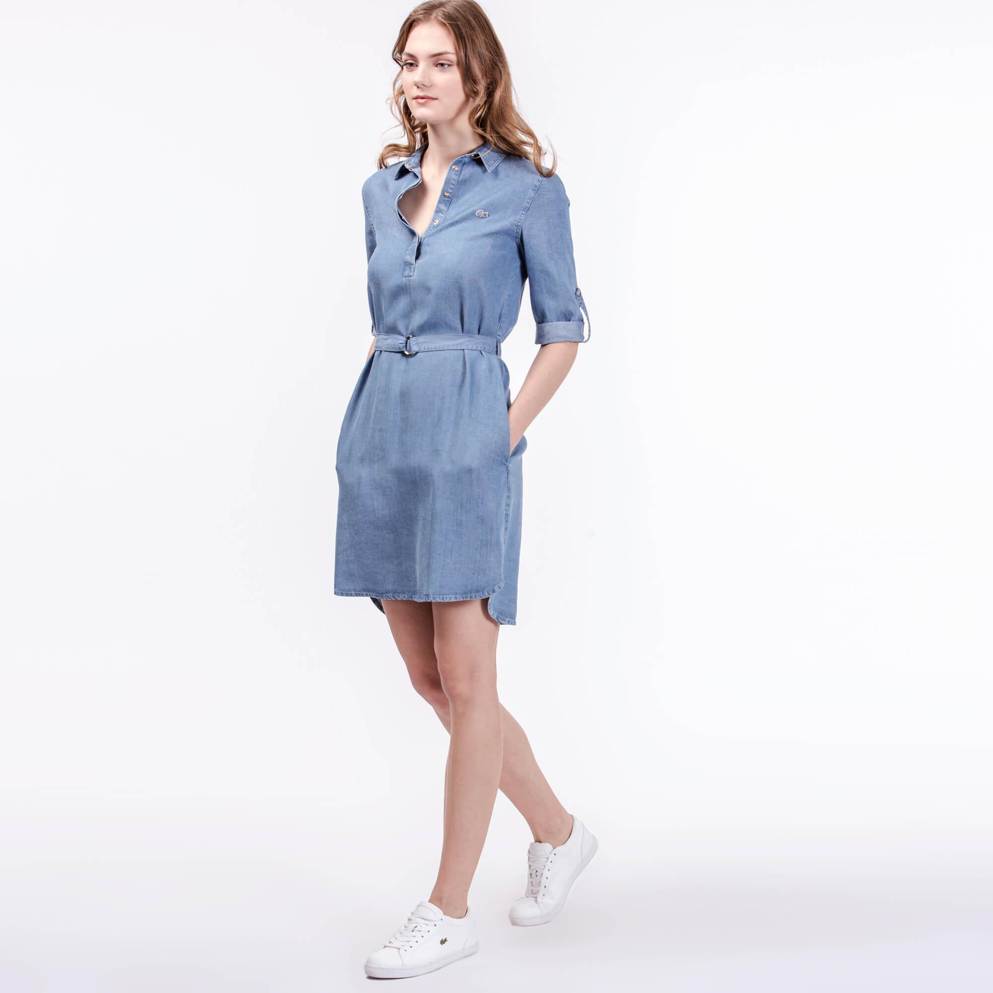 Lacoste Women's Regular Fit Dress