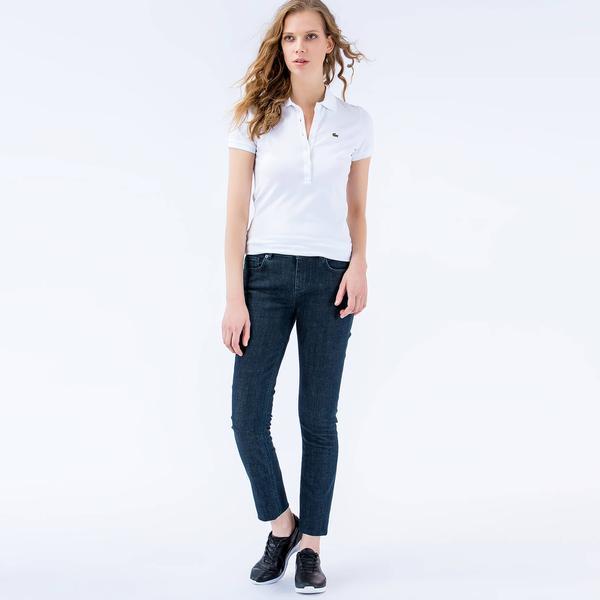 Lacoste Women's Jean Trousers