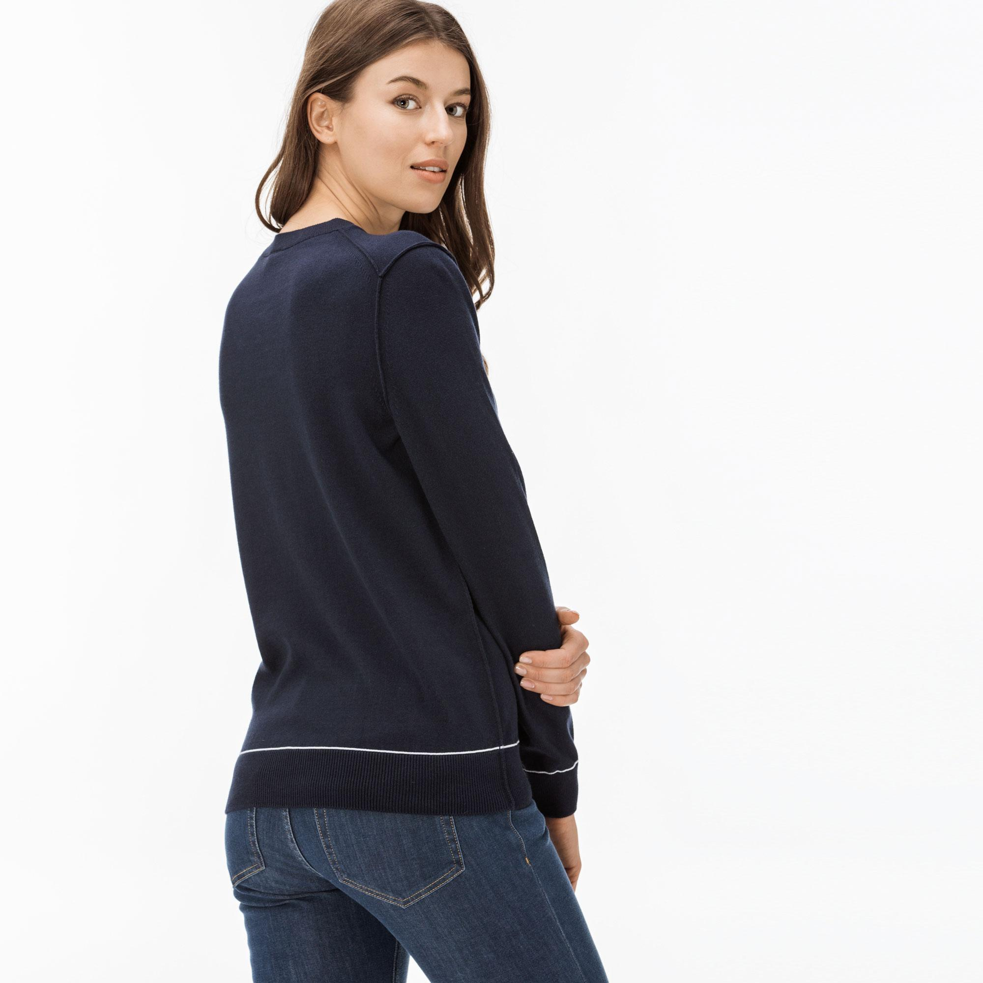 Lacoste L!VE Women's Sweater