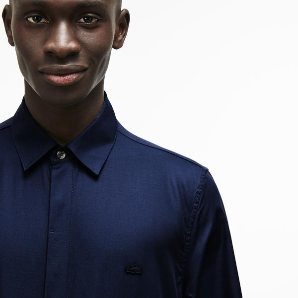 Lacoste Motion Men's Slim Fit Pique Shirts