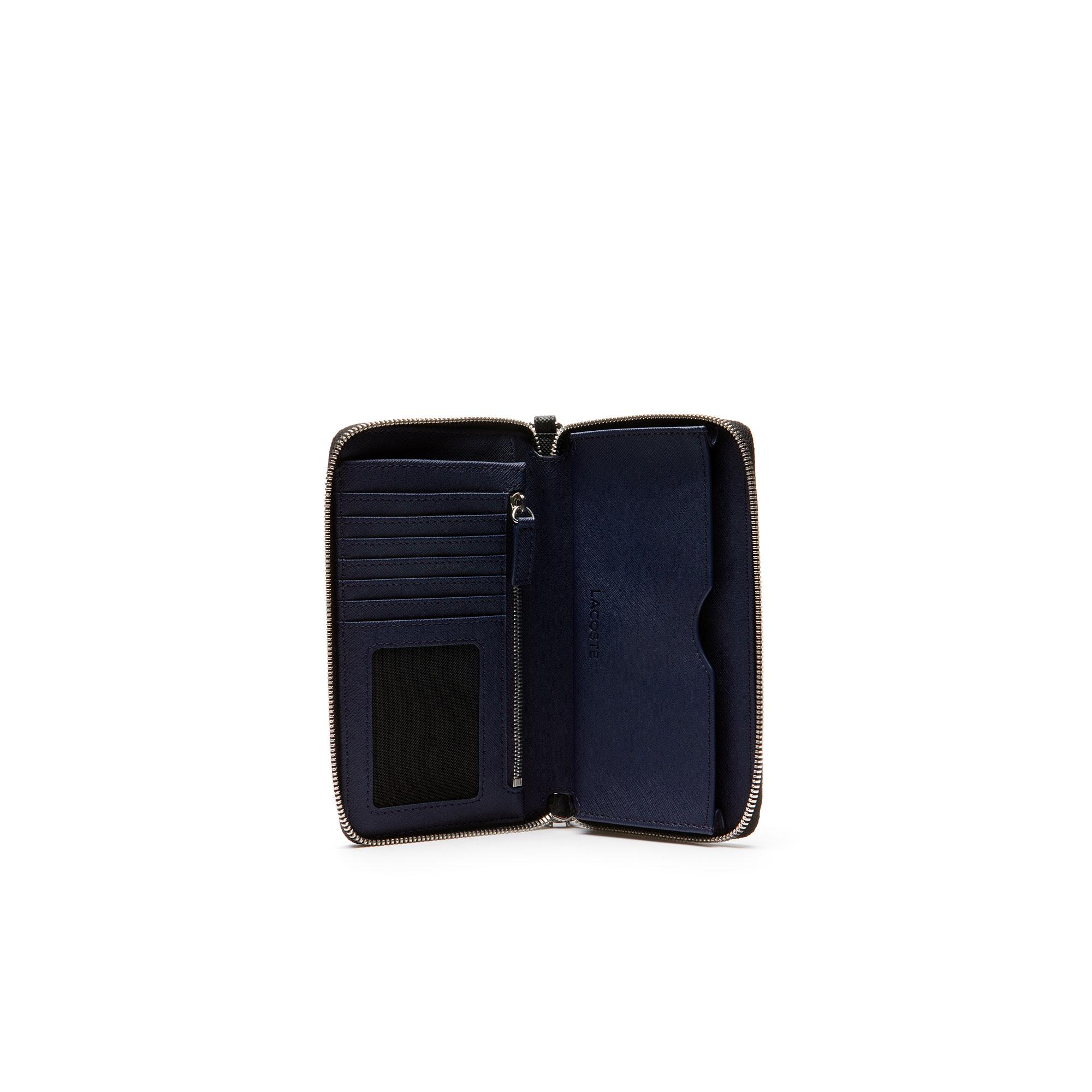 Lacoste Women's Bordeaux Wallet
