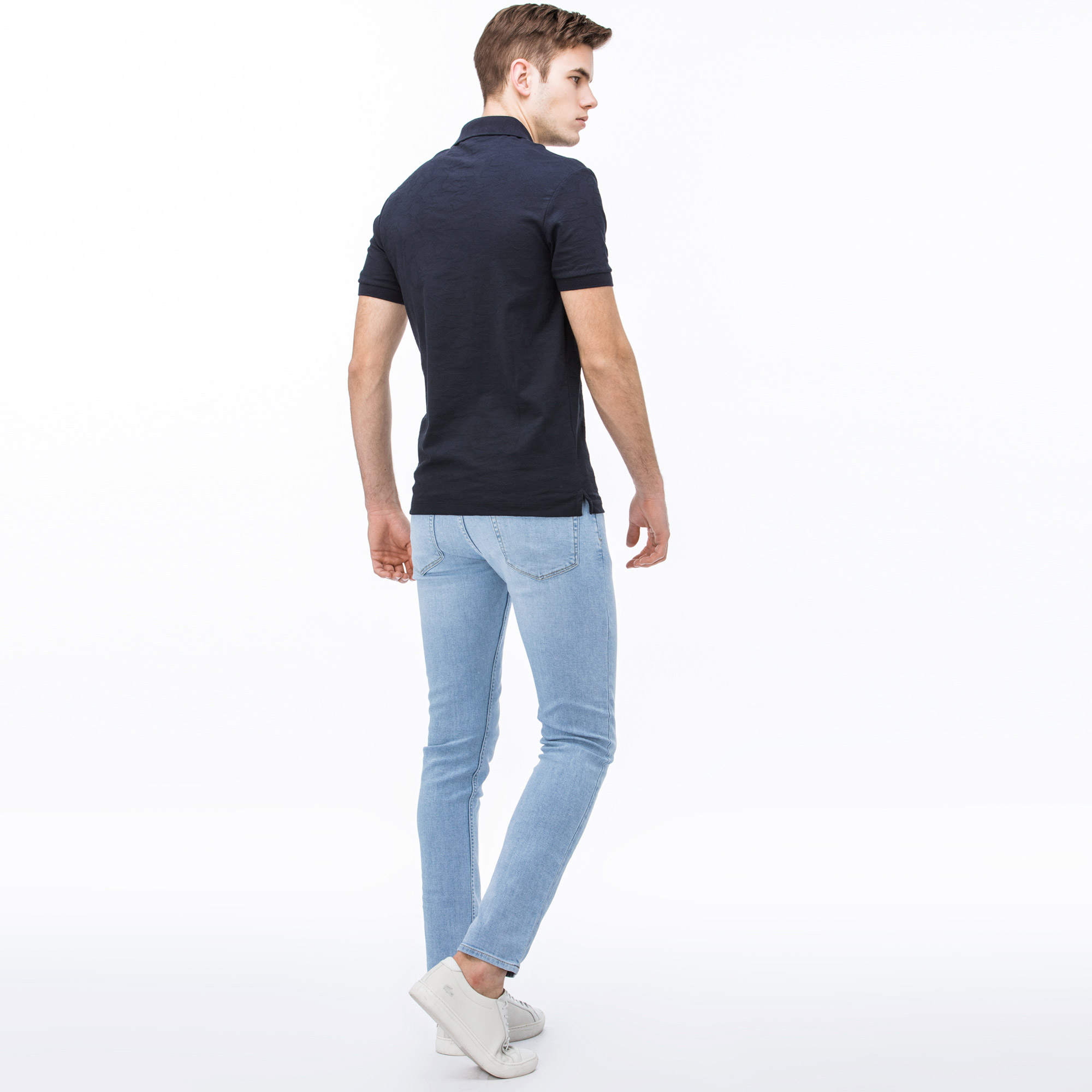 Lacoste Spodnie Męskie Slim Fit0