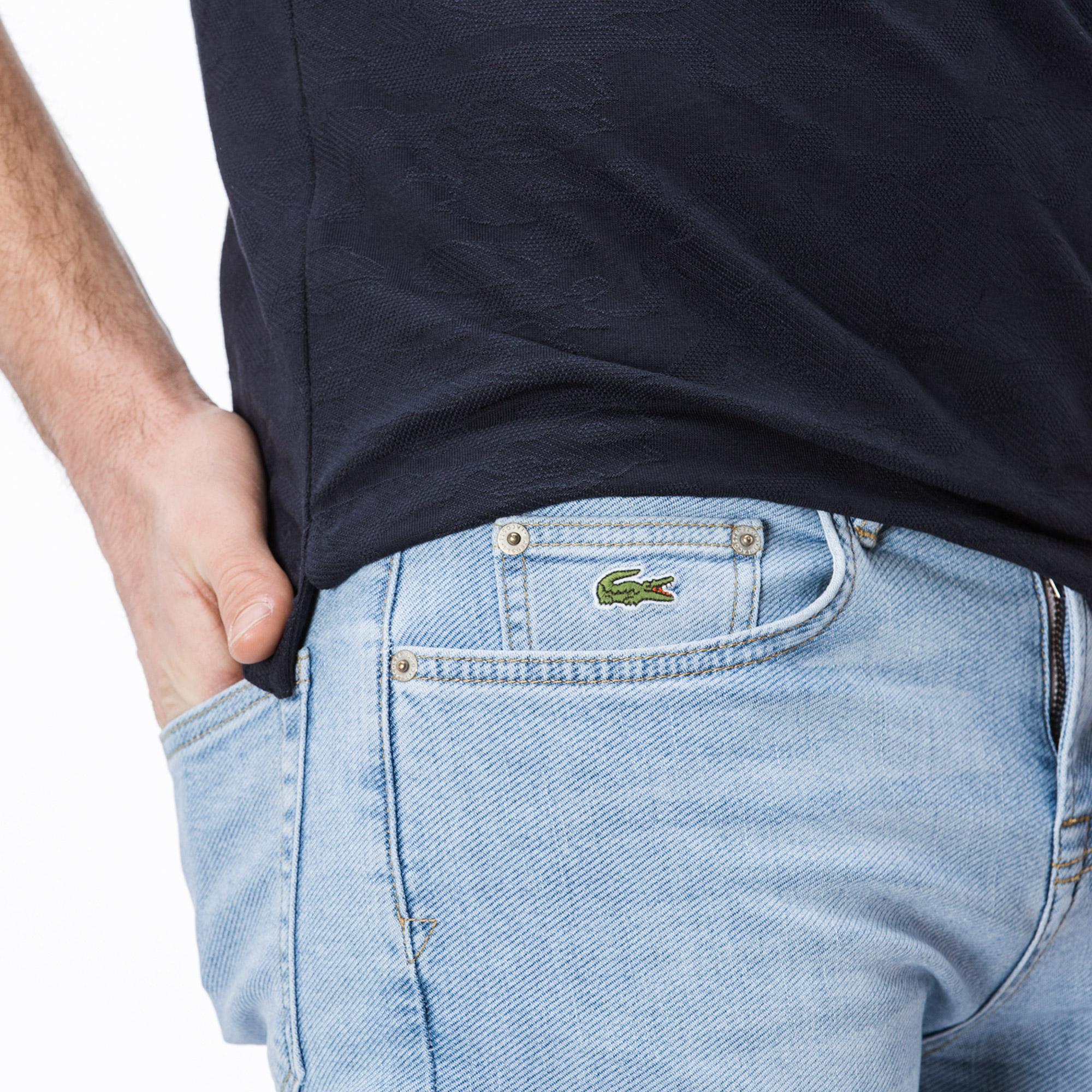 Lacoste Spodnie Męskie Slim Fit2