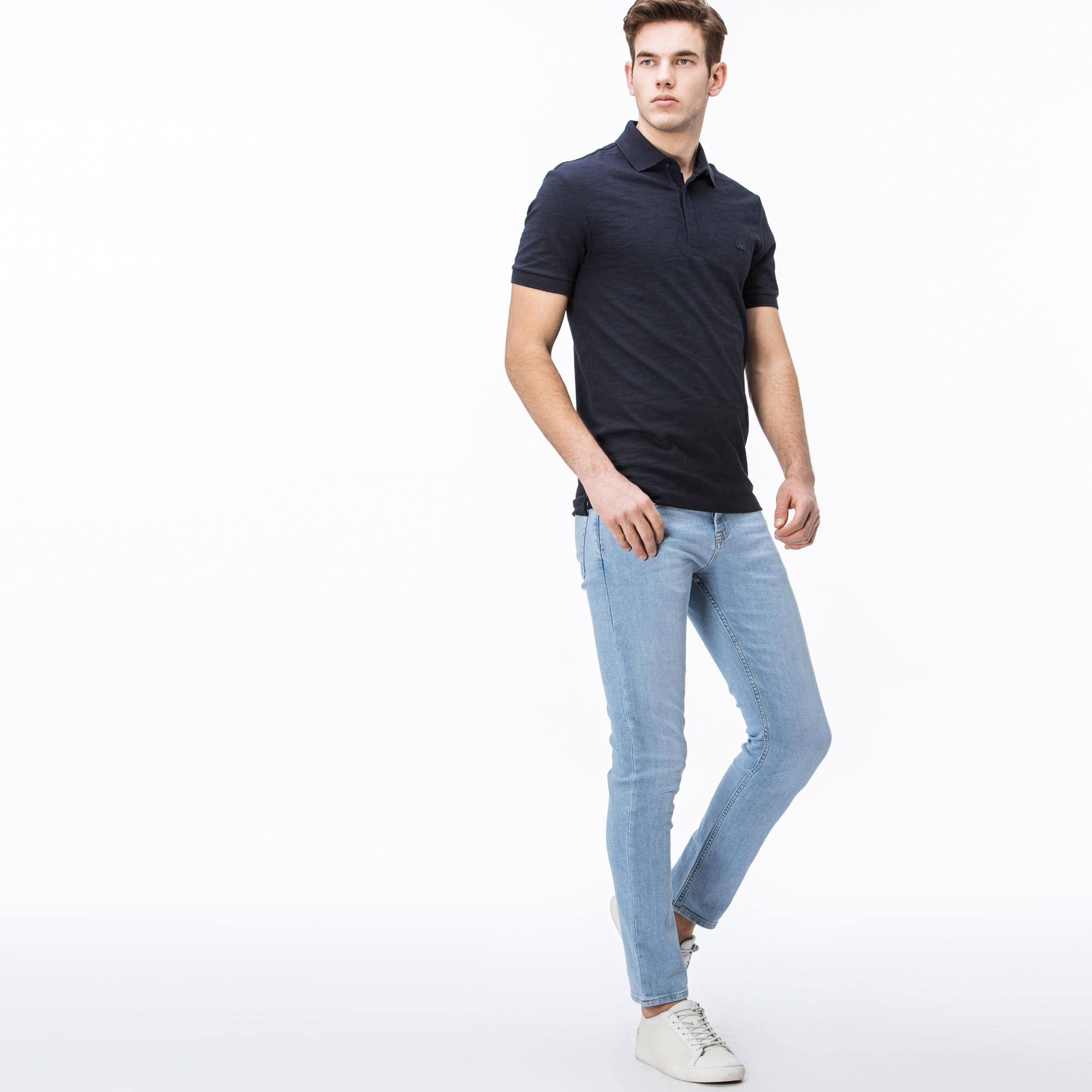Lacoste Spodnie Męskie Slim Fit1