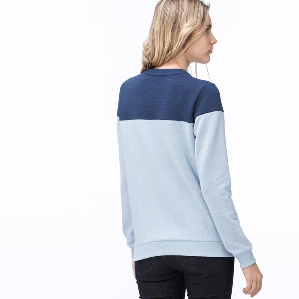 Lacoste Women's Crew Neck Lacoste Sweatshirt