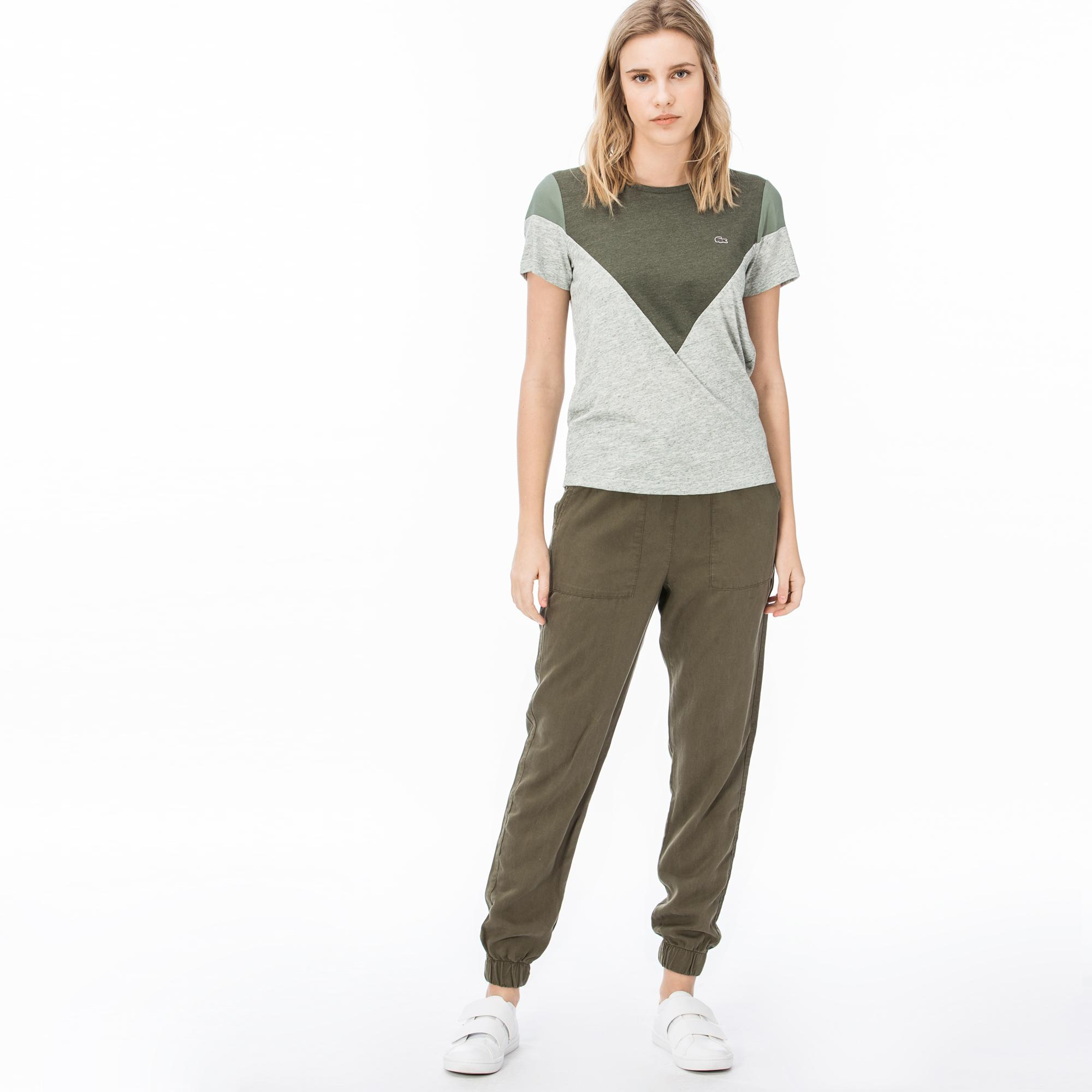dc43d988786c27 Lacoste Women's Trousers HF0907 07Y | lacoste.pl | Zakupy Online