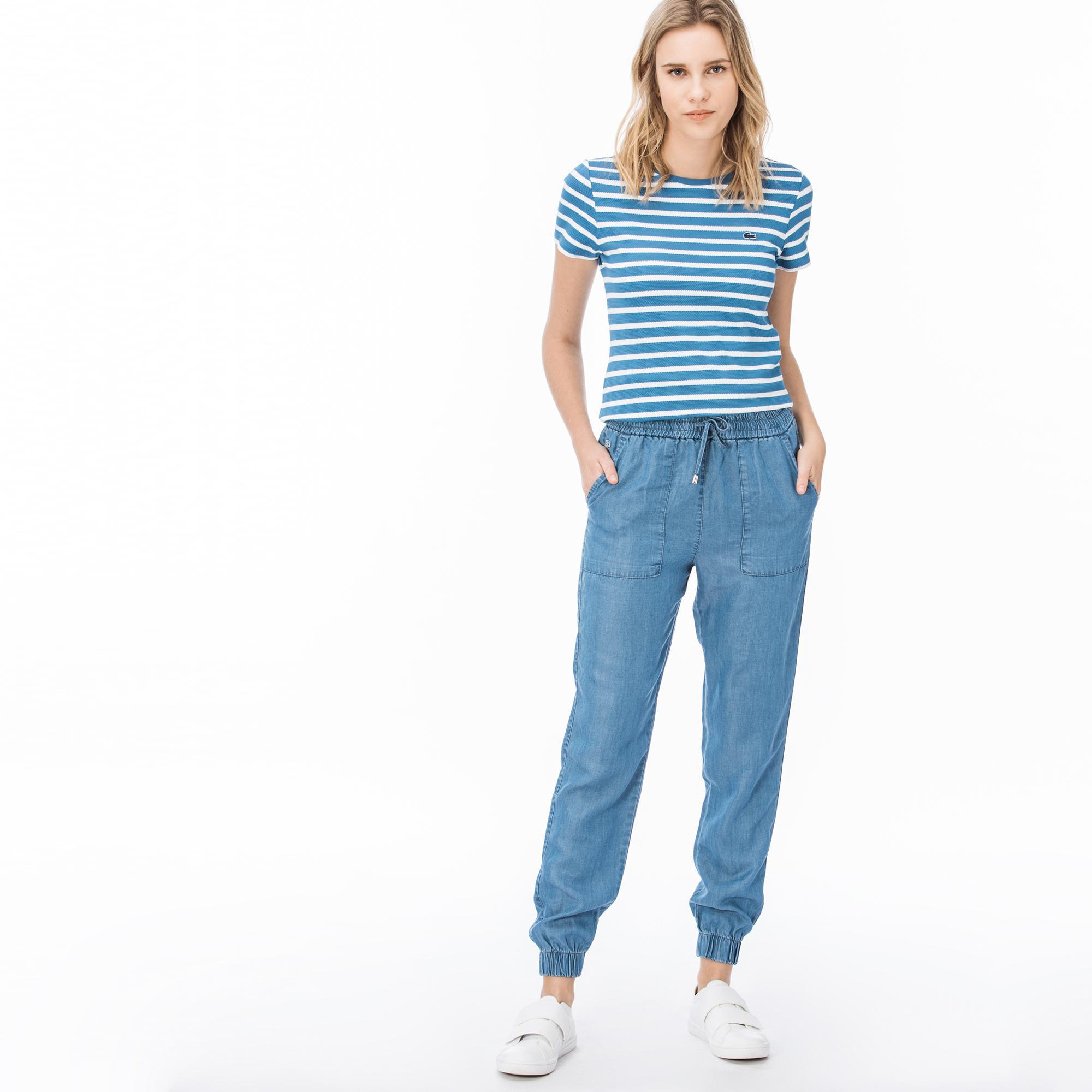 cee48beaec8b2c Lacoste Women's Trousers HF0907 07M | lacoste.pl | Zakupy Online