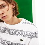 Lacoste X Keith Haring Men's T-Shirt