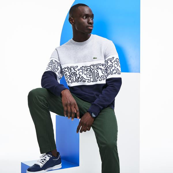 Lacoste X Keith Haring Men's Sweatshirt