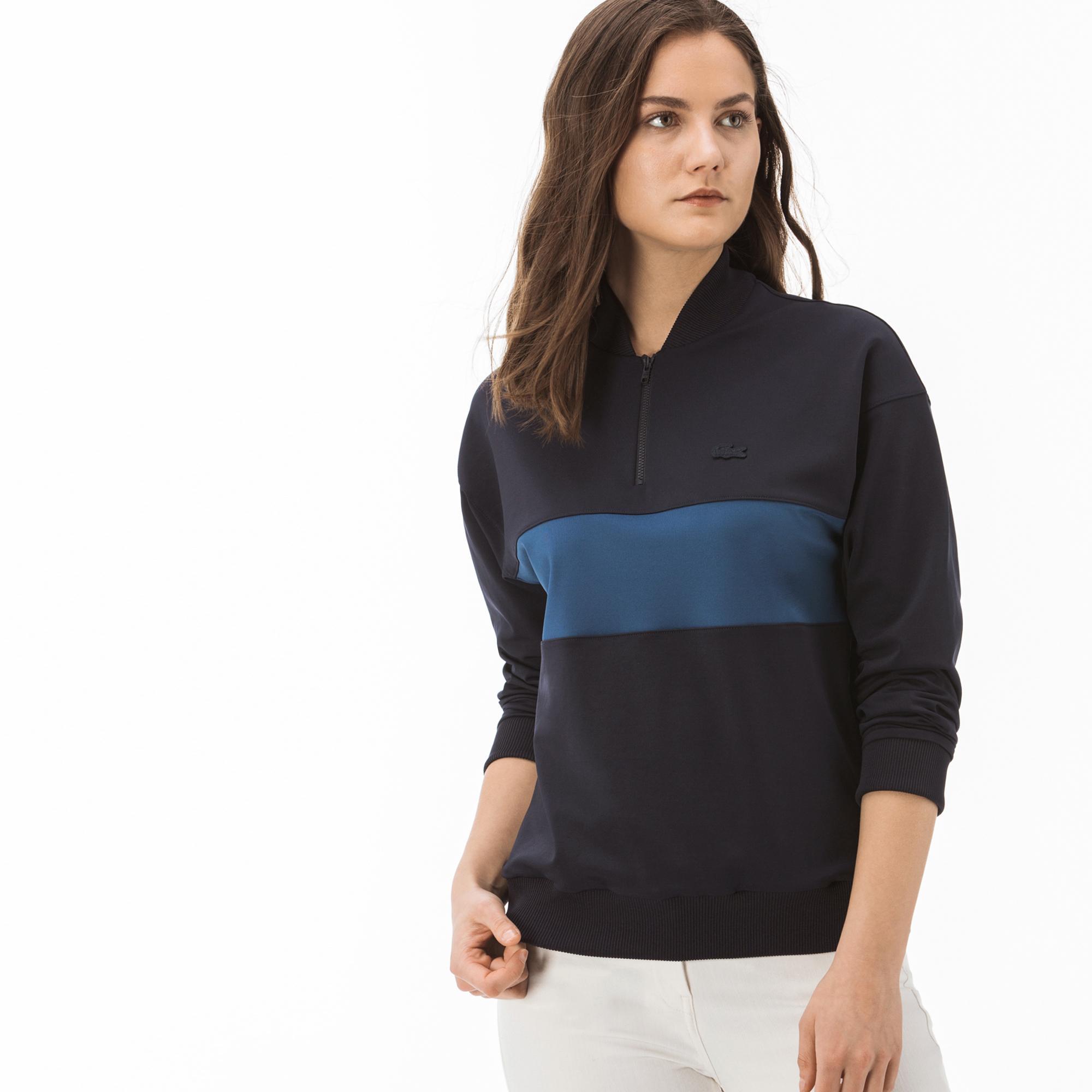 oficjalny dostawca Najnowsza butik wyprzedażowy Lacoste Bluza Damska