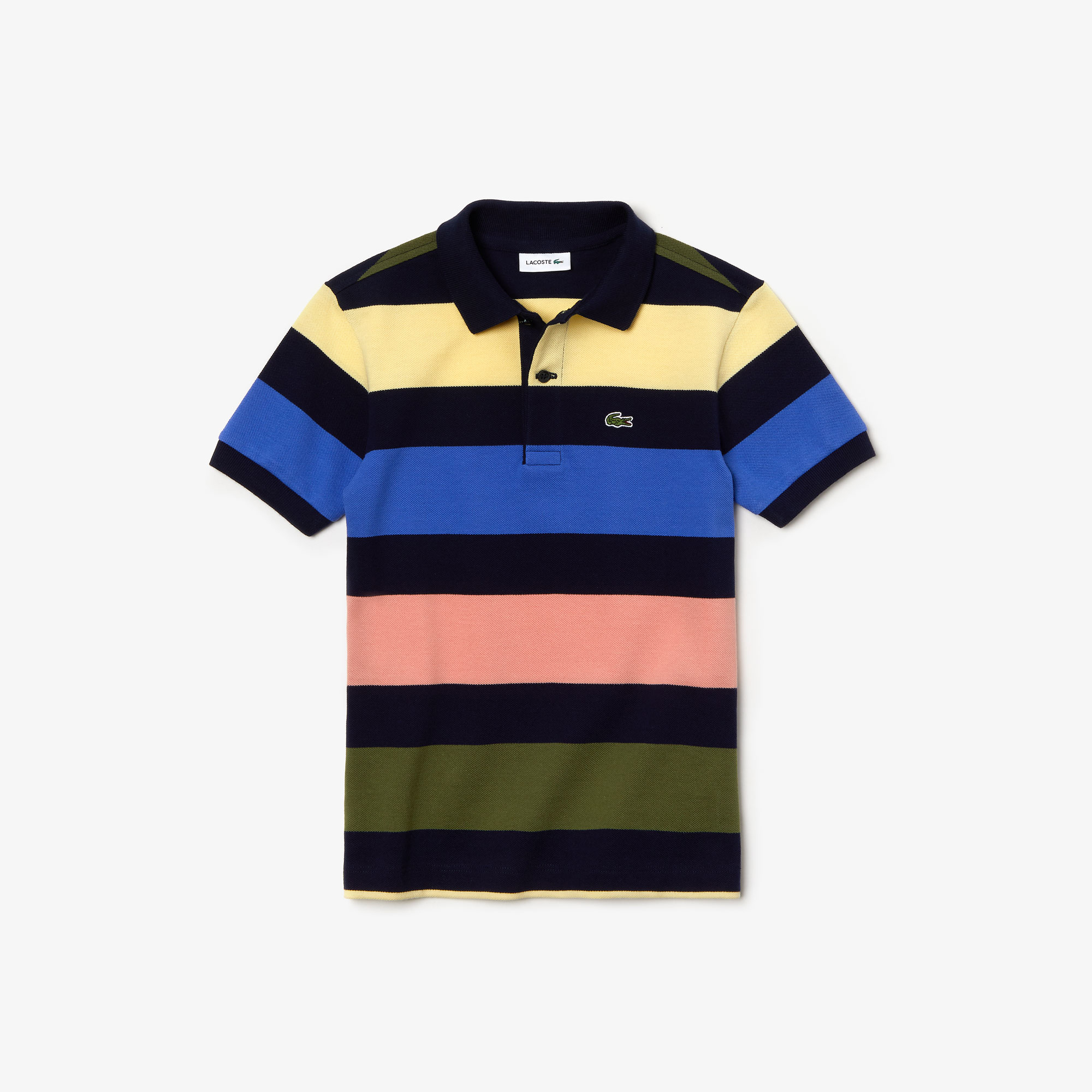 Lacoste Kids' Short Sleeve Polo