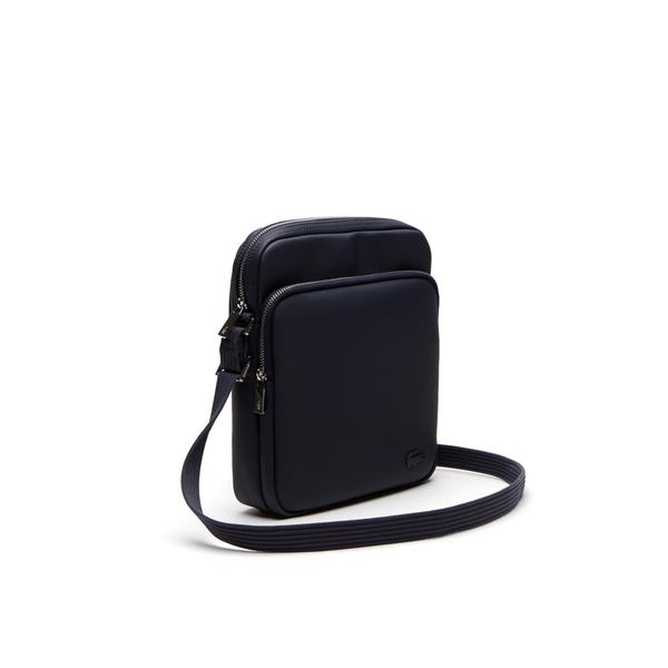 Lacoste Men's Classic Petit Piqué Double Bag