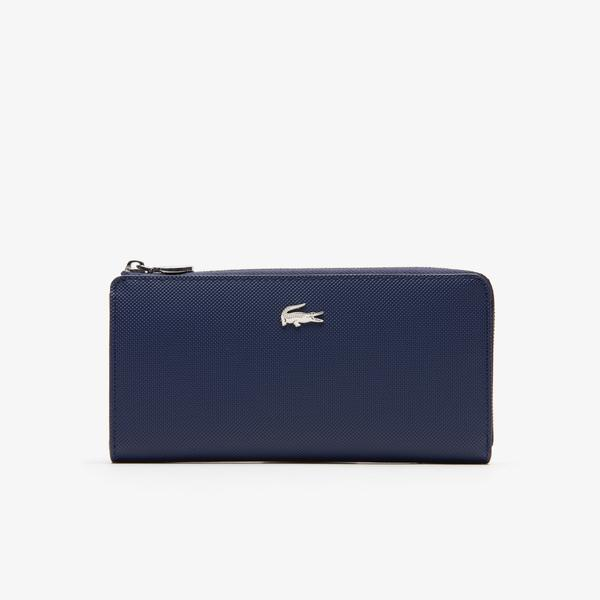 Lacoste Men's Small Leather Goods