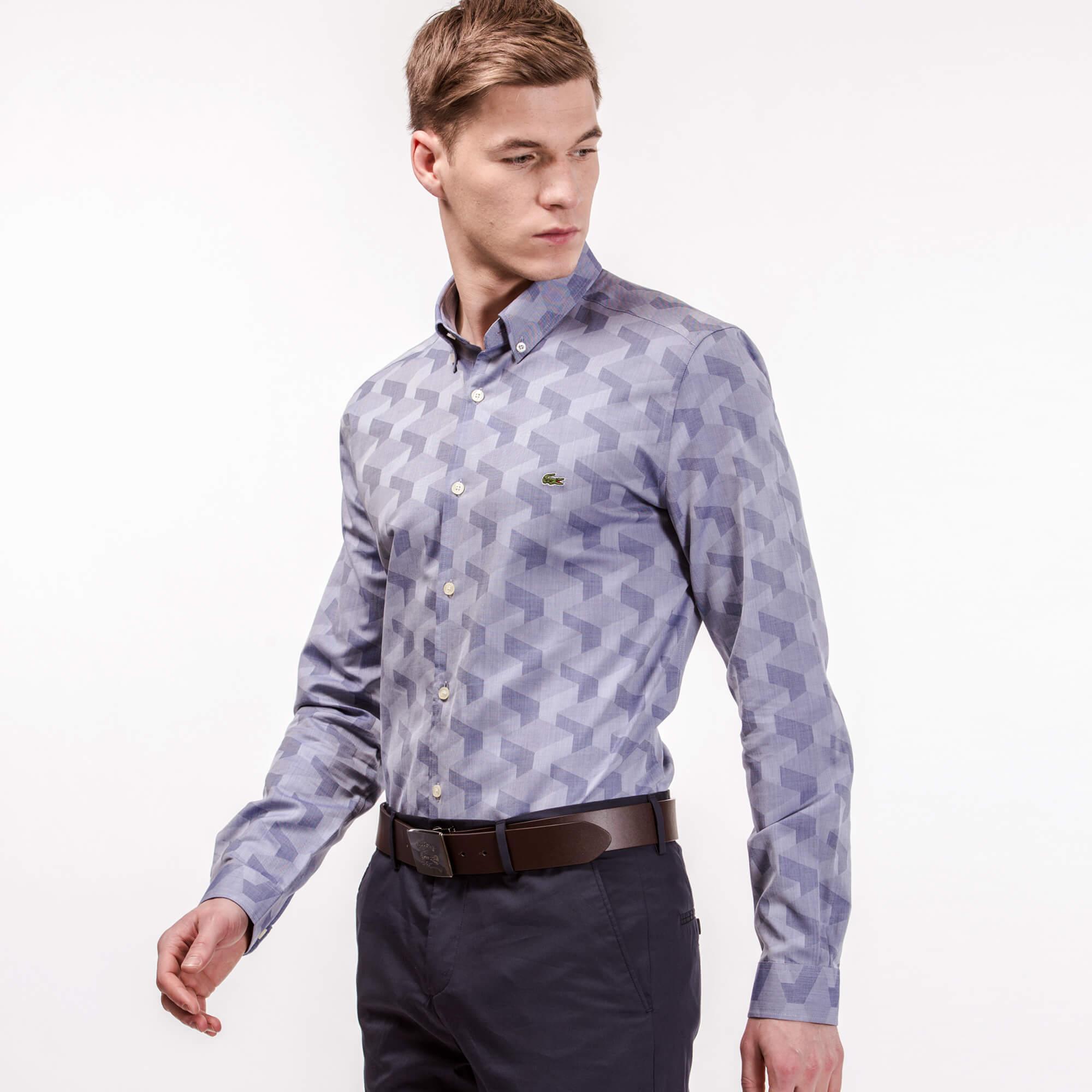 Lacoste Mężczyzna Koszule