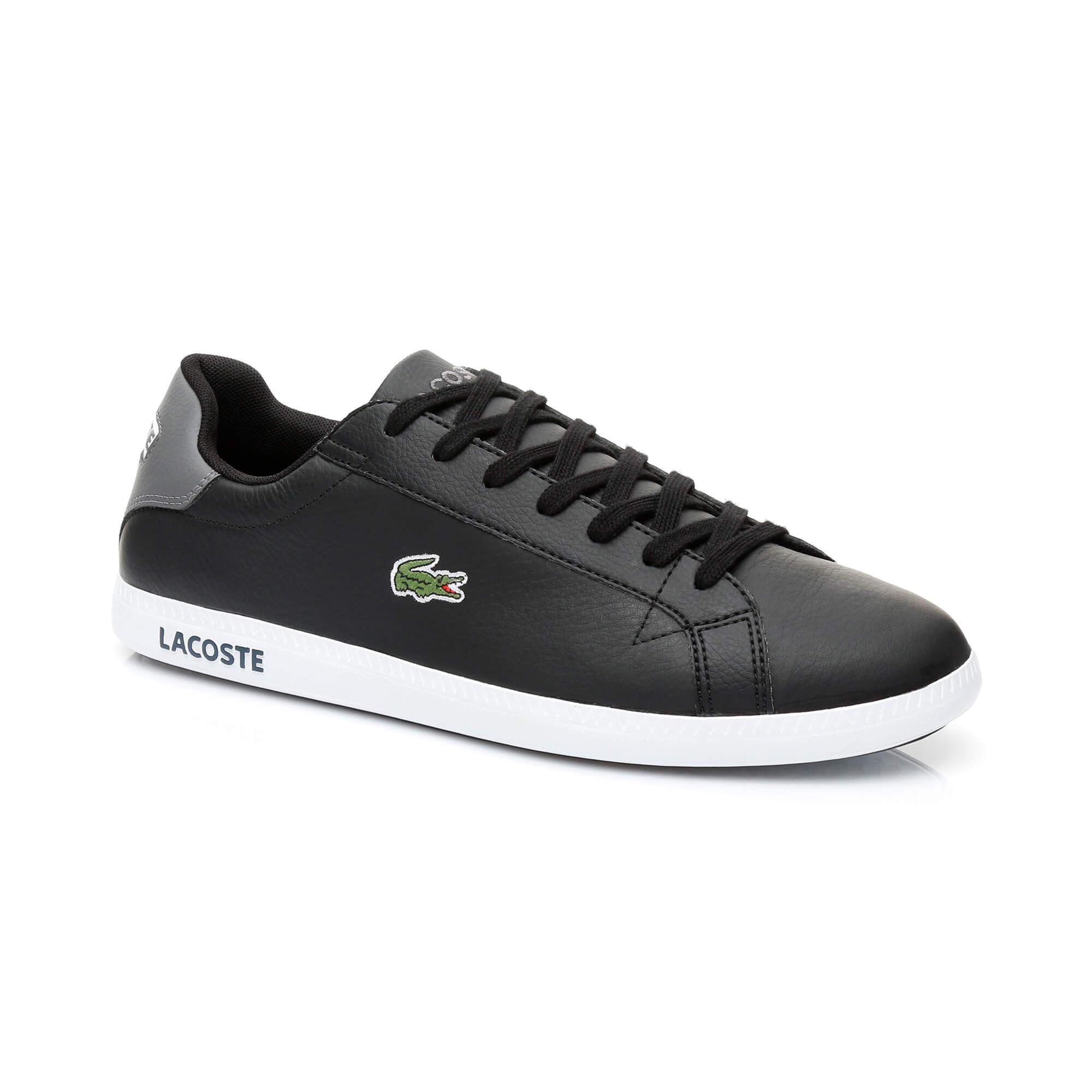 Lacoste Graduate LCR3 118 1 Męskie Skórzane Sneakersy