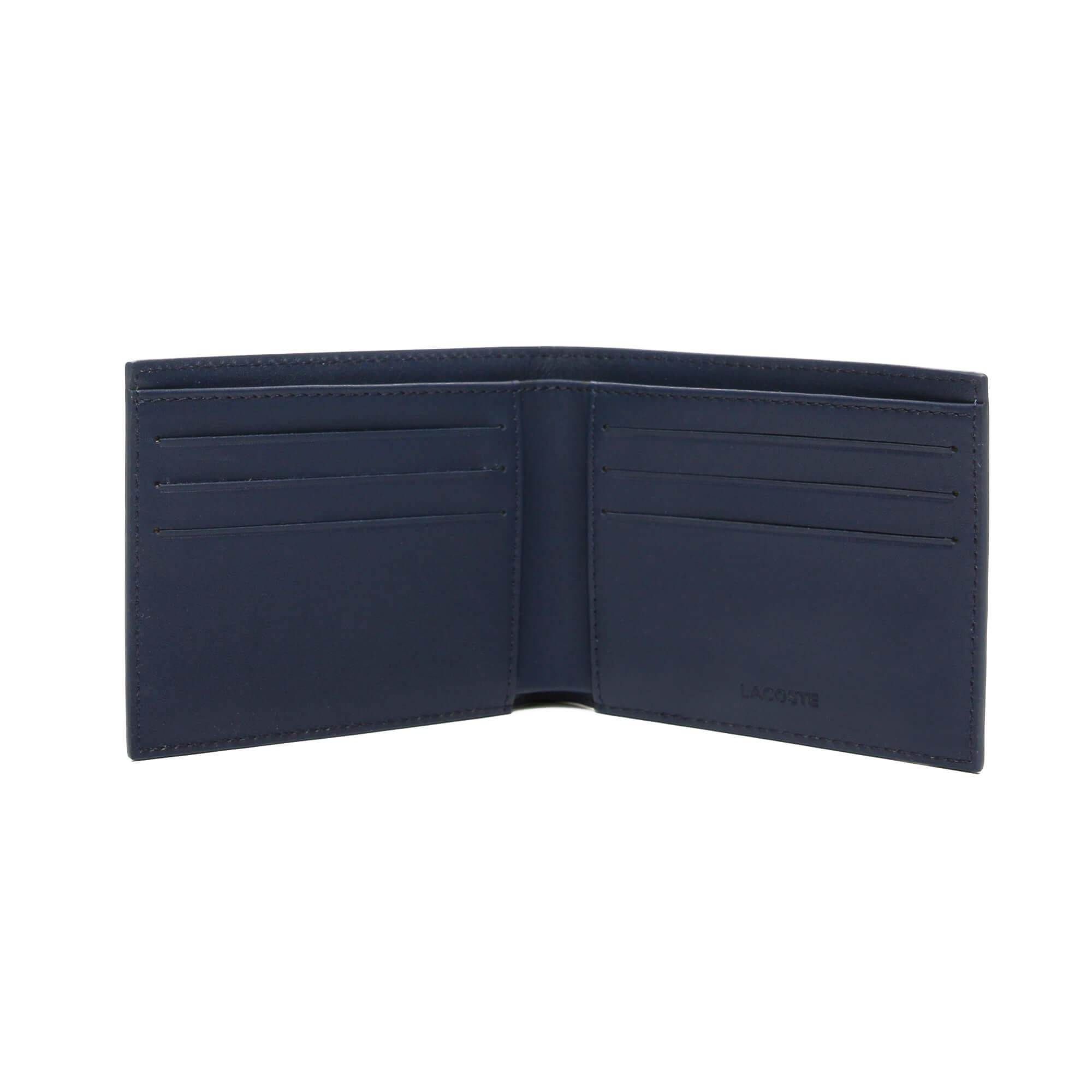 Lacoste Men's Fitzgerald Billfold in Leather