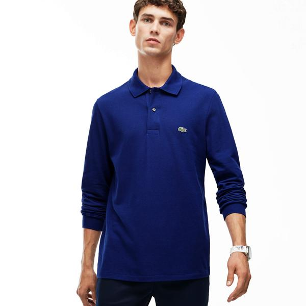 Lacoste Men's L.13.12 Long Sleeve Polo