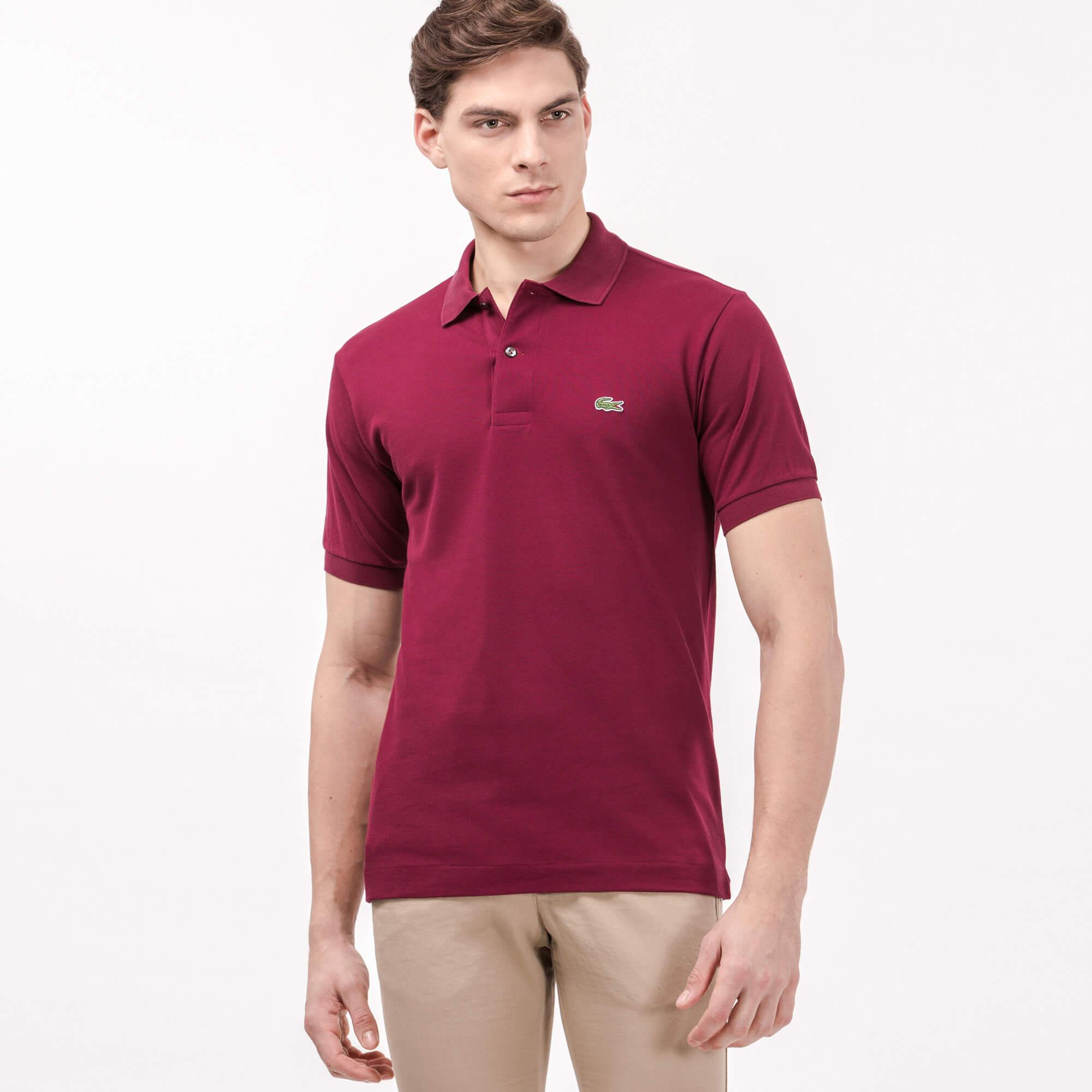 Lacoste Men's L.12.12 Original Fit Polo