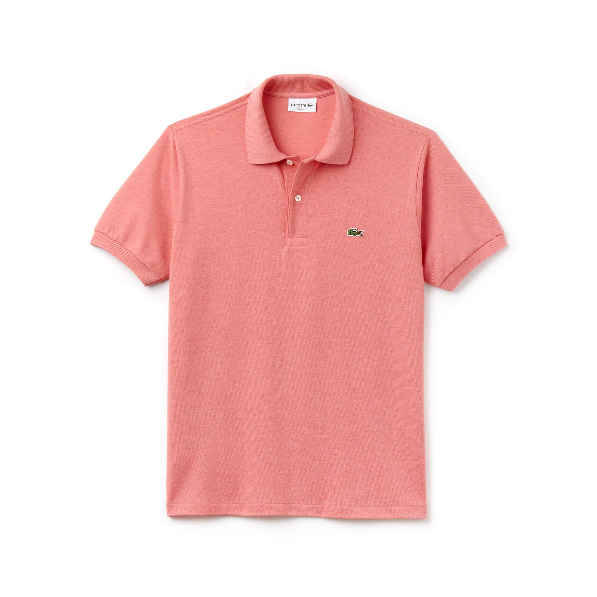 Lacoste Koszulka Polo L.12.12 Z Bawełny Melanż