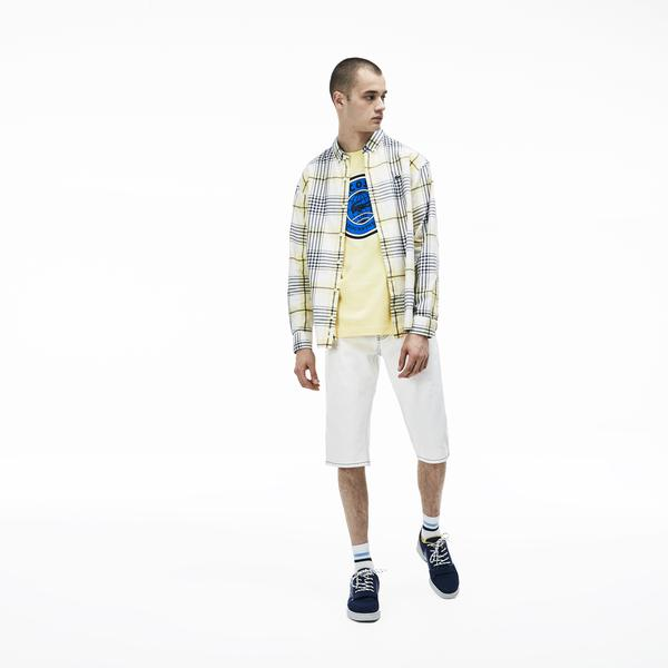 Lacoste L!VE Men's Bermudas