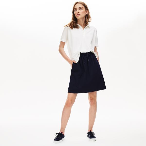 Lacoste Damska spódnica o średniej długości