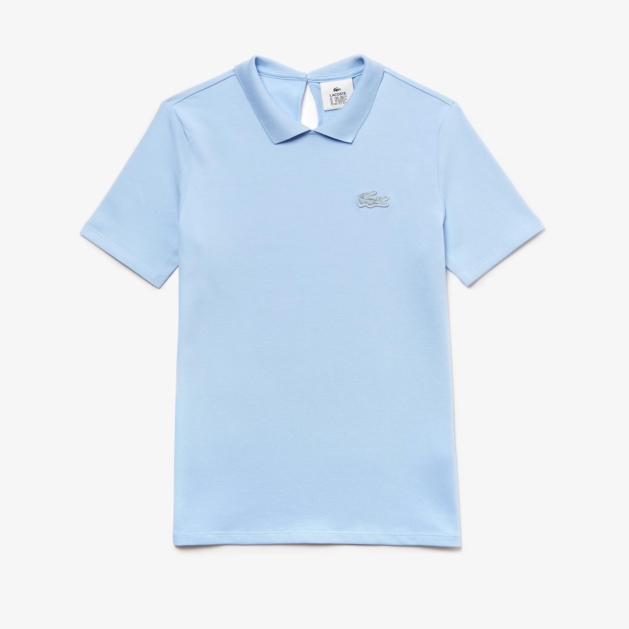 Lacoste Damska Koszulka Polo Z Krótkim Rękawem