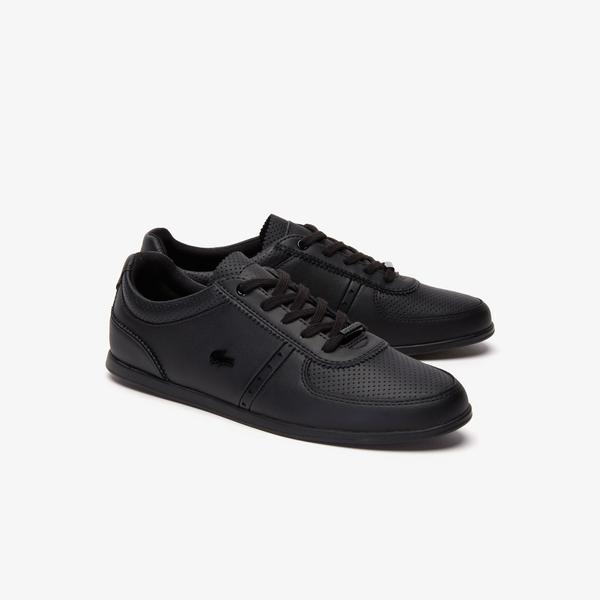 Ladies' Black Lacoste Shoes