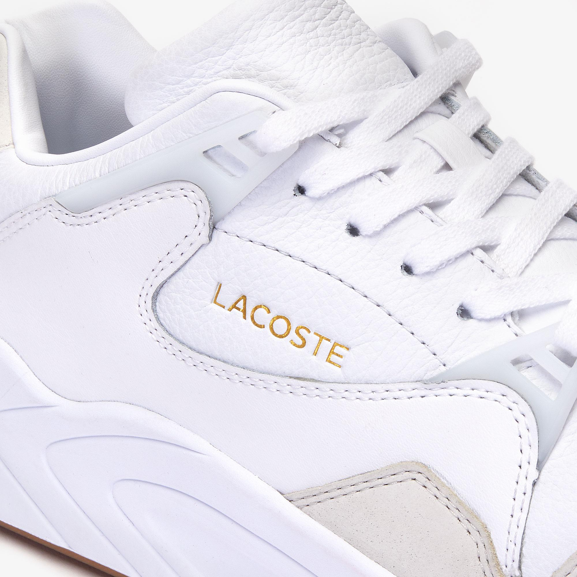 Lacoste Court Slam 319 1 Sma Sneakers Męskie Skórzane