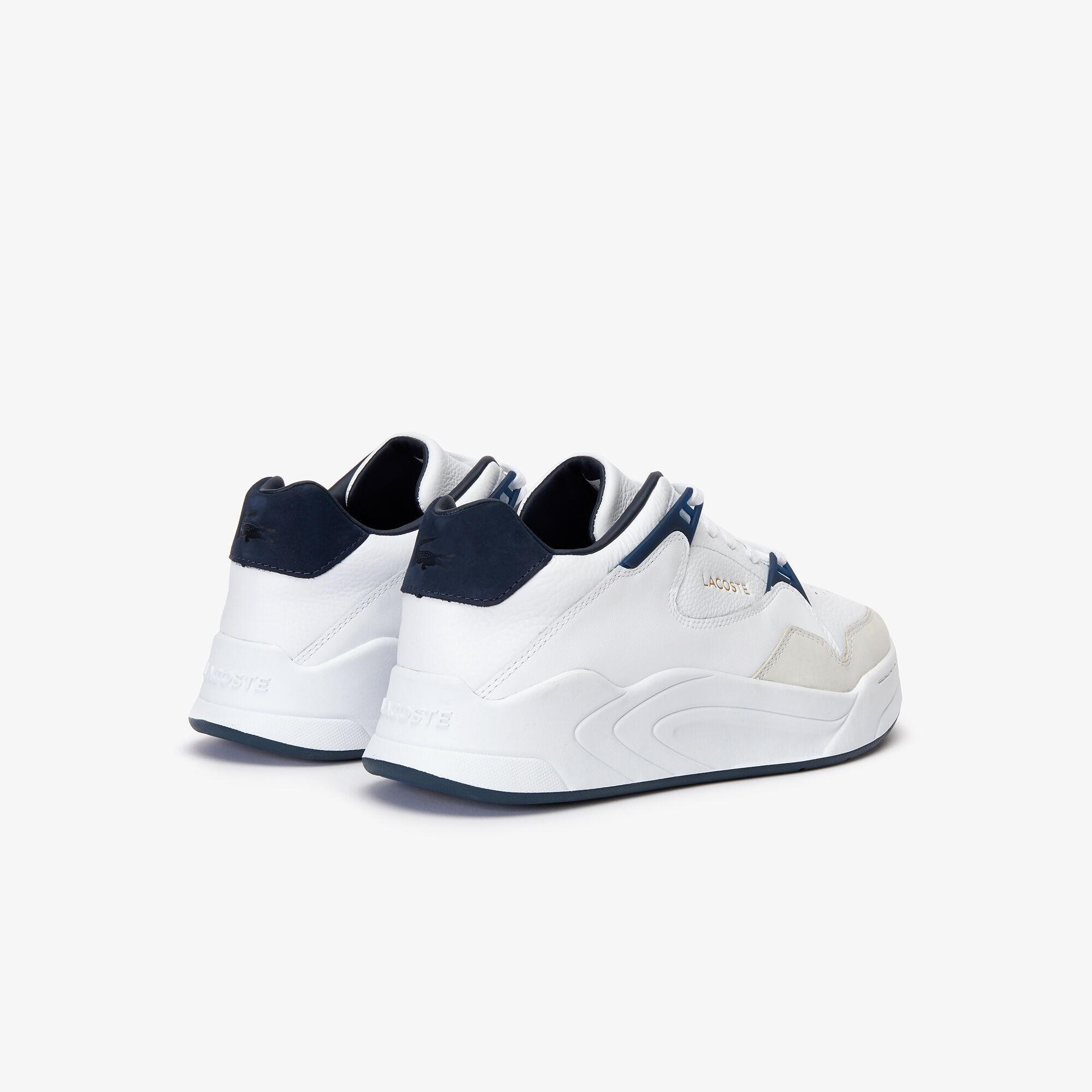 Lacoste Court Slam 319 2 Męskie Skórzane Sneakersy