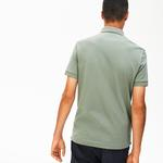 Lacoste Men's Paris Polo Shirt Regular Fit Stretch Cotton Piqué