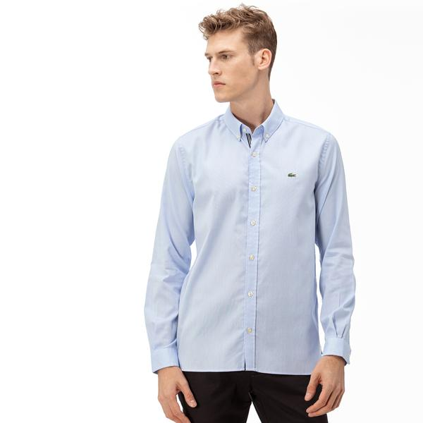 Lacoste Men's Slim Fit Oxford Shirts
