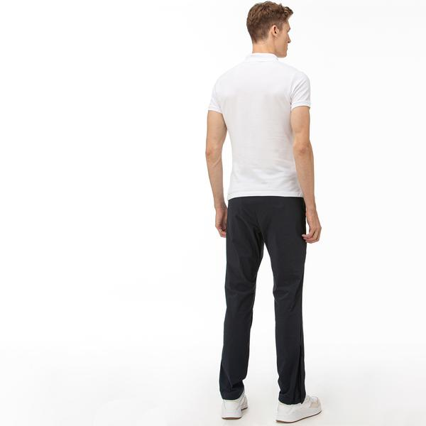 Lacoste Men's Motion Regular Fit Breathable Stretch Chino Pants