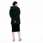 Lacoste LIVE Unisexfaux Fur Hooded Parka