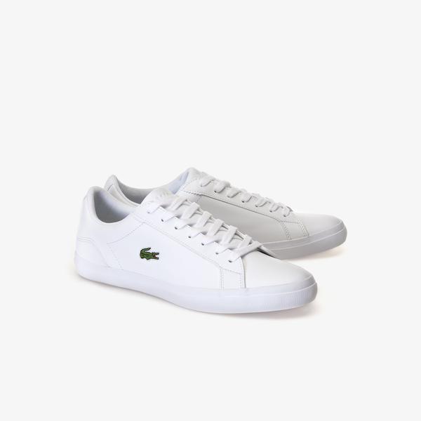 Lacoste Męskie skórzane sneakersy Lerond