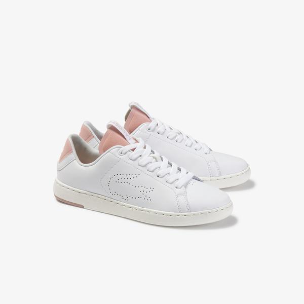 Lacoste Carnaby Evo Light-Wt 1201 Sneakers Damskie Skórzane