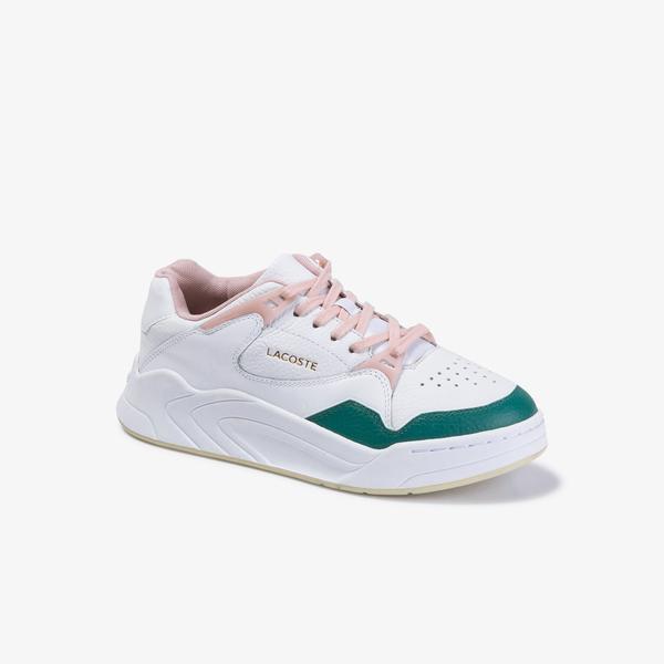 Lacoste Court Slam 120 2 Sfa Sneakers Damskie Skórzane